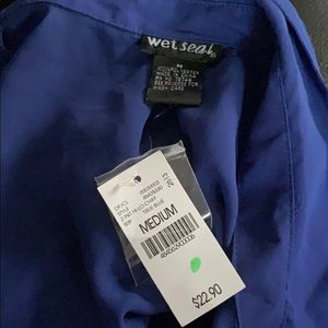 Wet Seal Tops - Wet seal blouse
